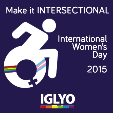 International Women's Day 2015 - Make it Intersectional